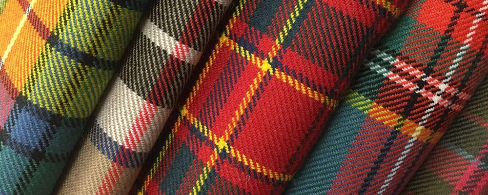 10Oz Tartan Fabric Compressor
