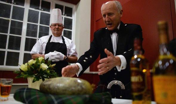 Addressing The Haggis 2