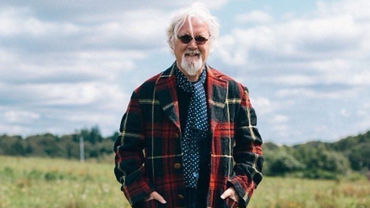 Sir Billy Connolly - New York City Tartan Week
