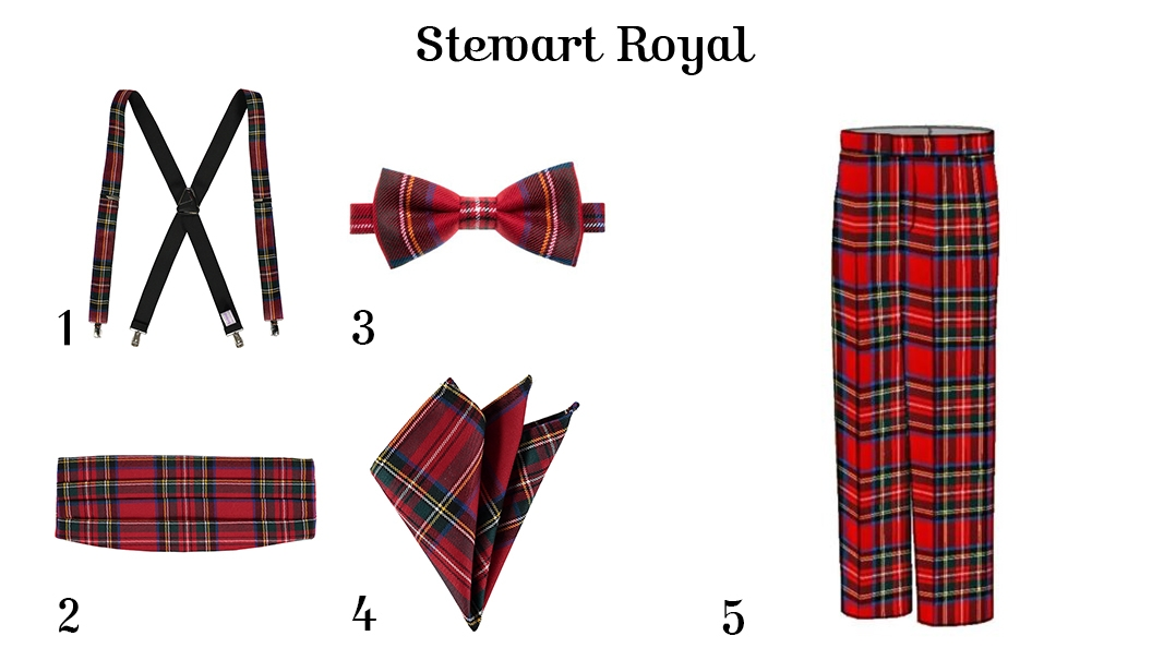 What to wear for Burns Night - Stewart Royal for Men