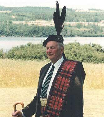 Cameron Clan Chief
