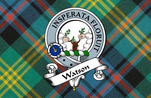 Clan Watson Blog