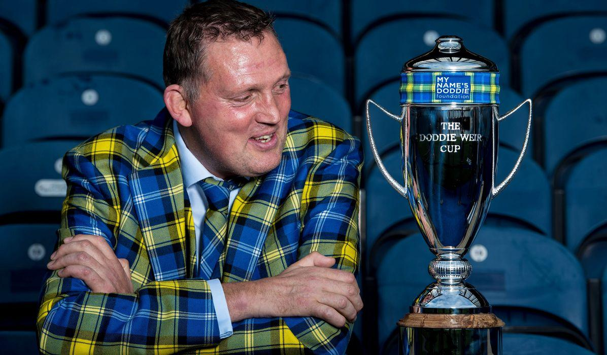 Doddie And His Cup