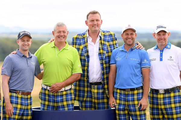 Doddie'5 Tartan - Scottish Open