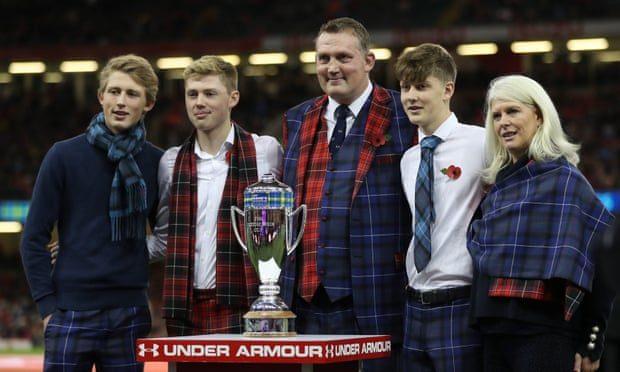 The Doddie Weir Cup
