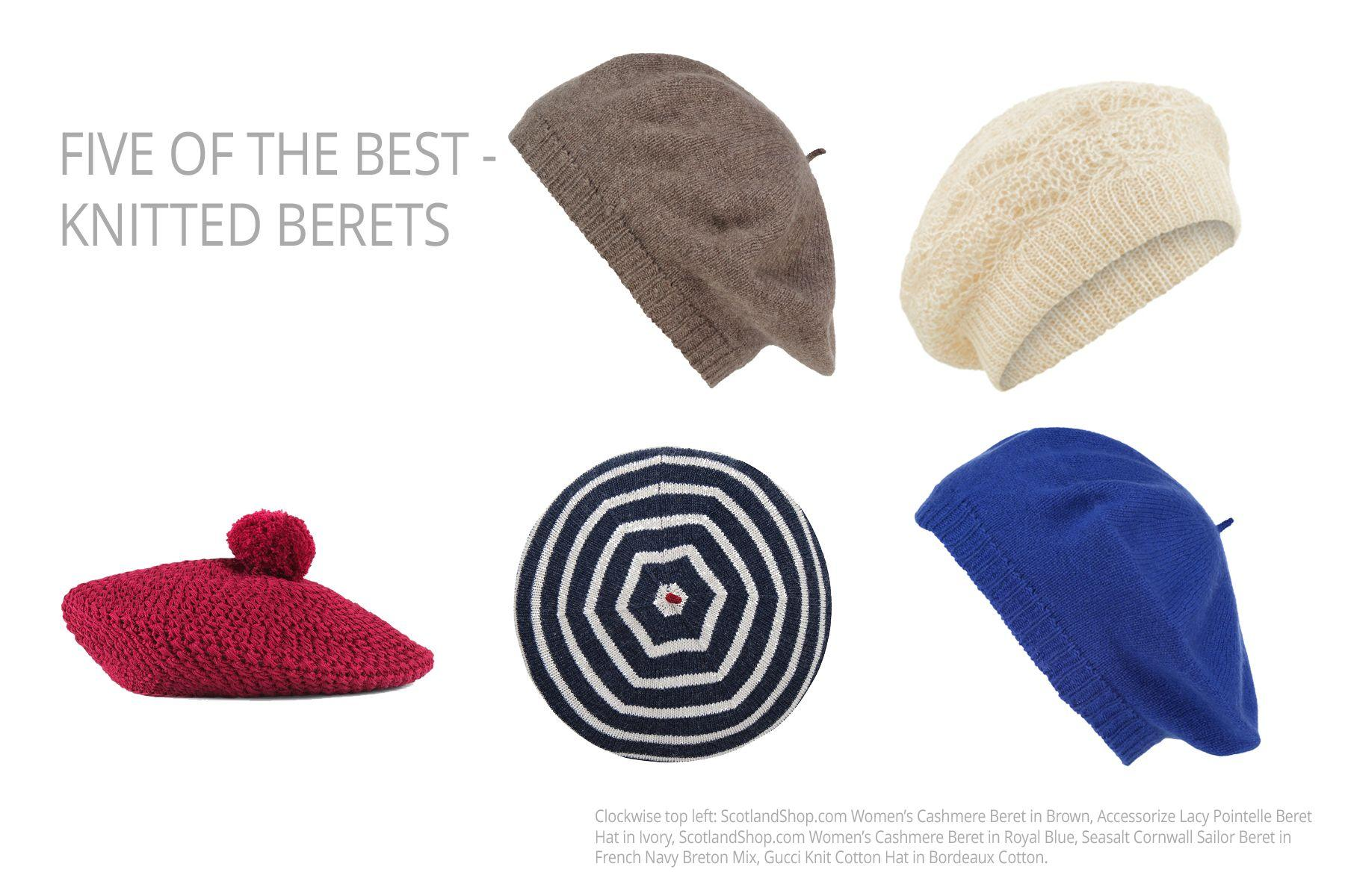 f10a03d78 Five of the Best Knitted Berets | ScotlandShop