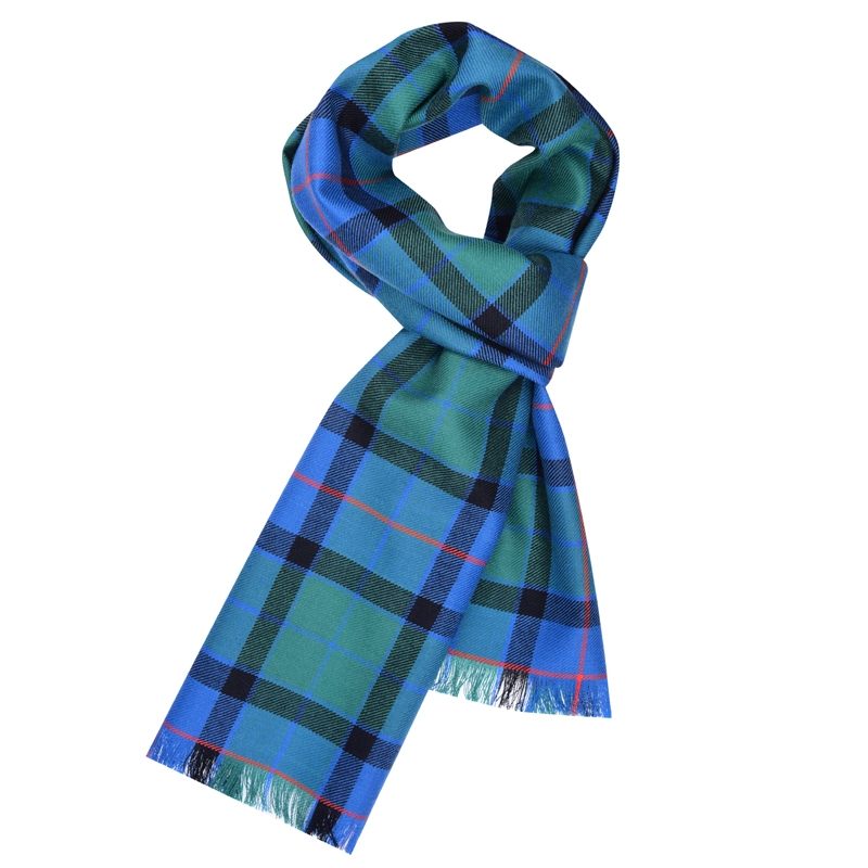 Flower of Scotland Woven Scarf