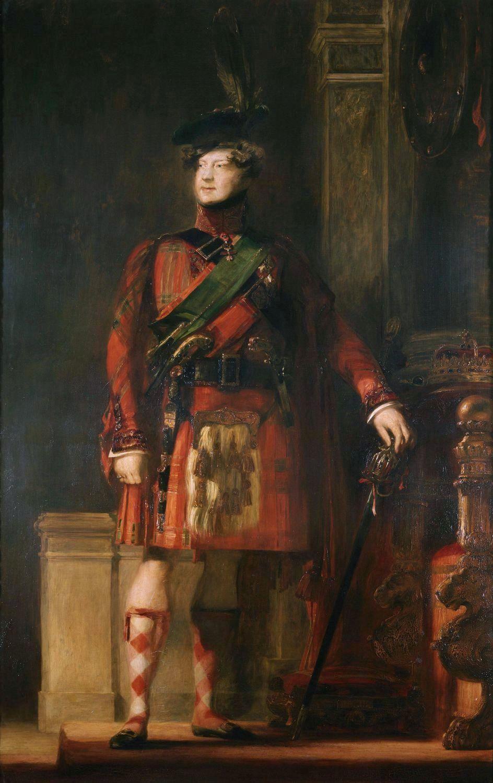 Historic Tartan Kilt