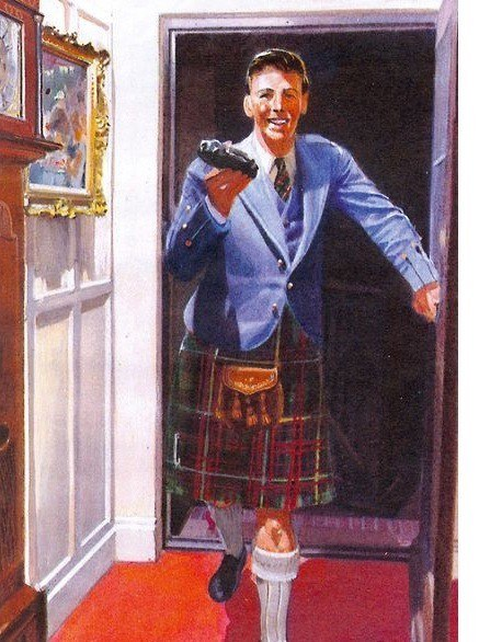 Hogmanay-First-Foot