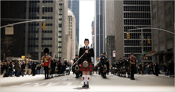 New York City Tartan Week