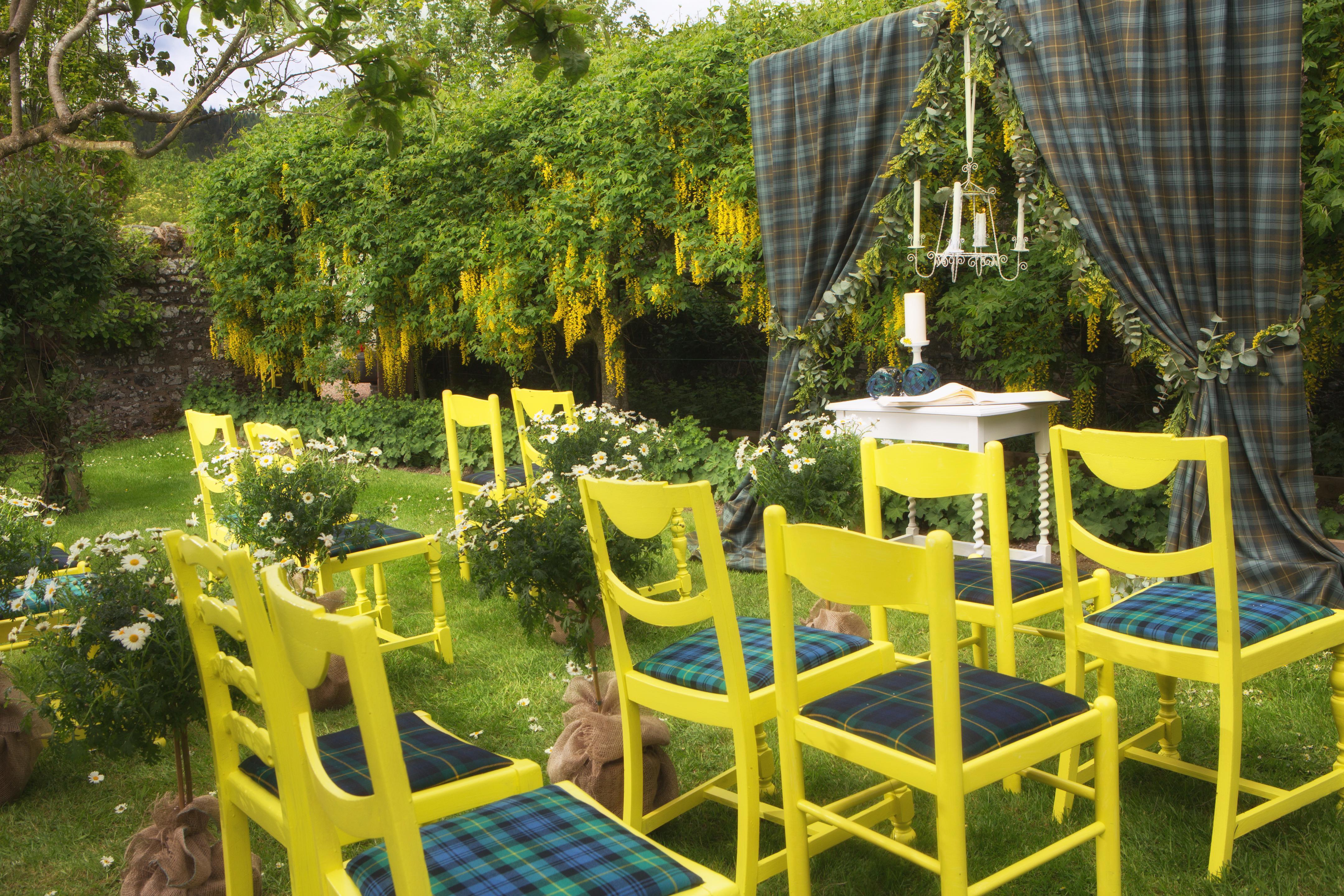 Scottish Tartan Wedding Inspiration