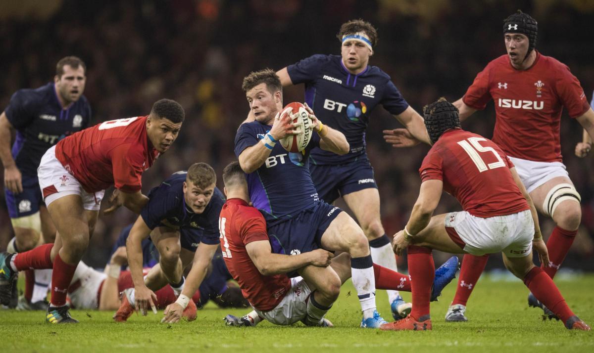 Scotland vs Wales Doddie Weir Cup Match