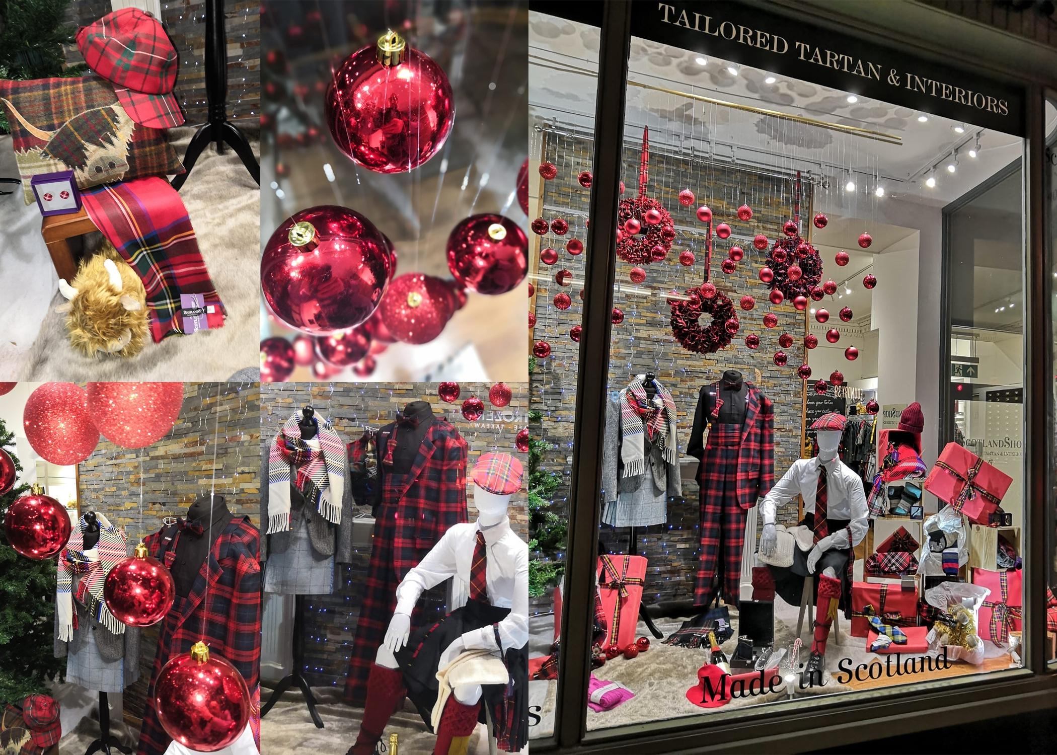The Christmas Story By The Edinburgh Store Scotlandshop