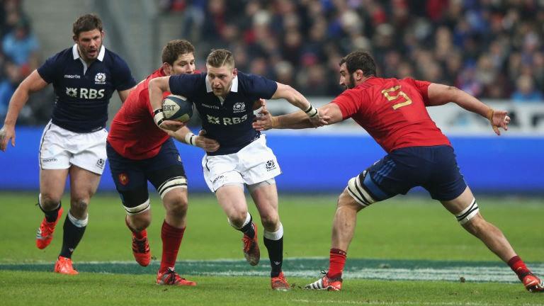 Scotlandvfrance Rugby