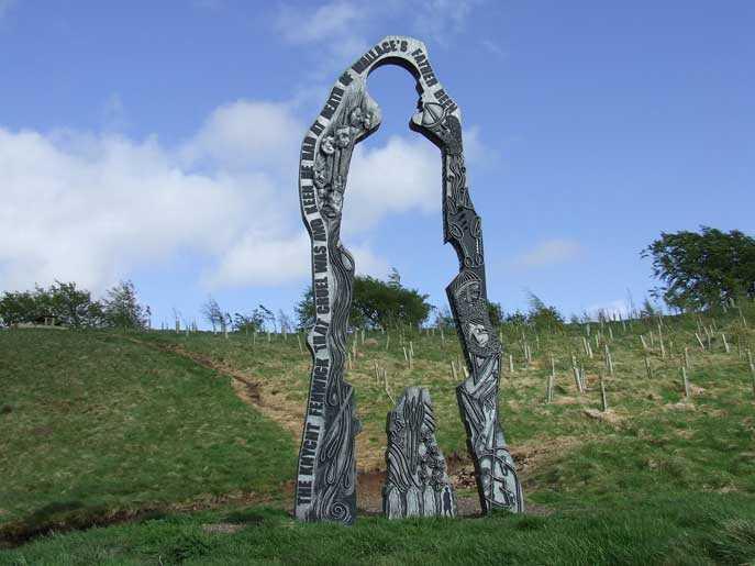 Spirit of Scotland Wallace Monument