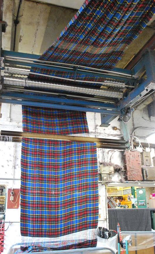 Tartan Textile Finishing