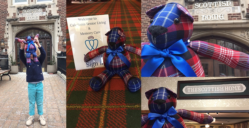 Tartan Ted USA - Chicago Scots