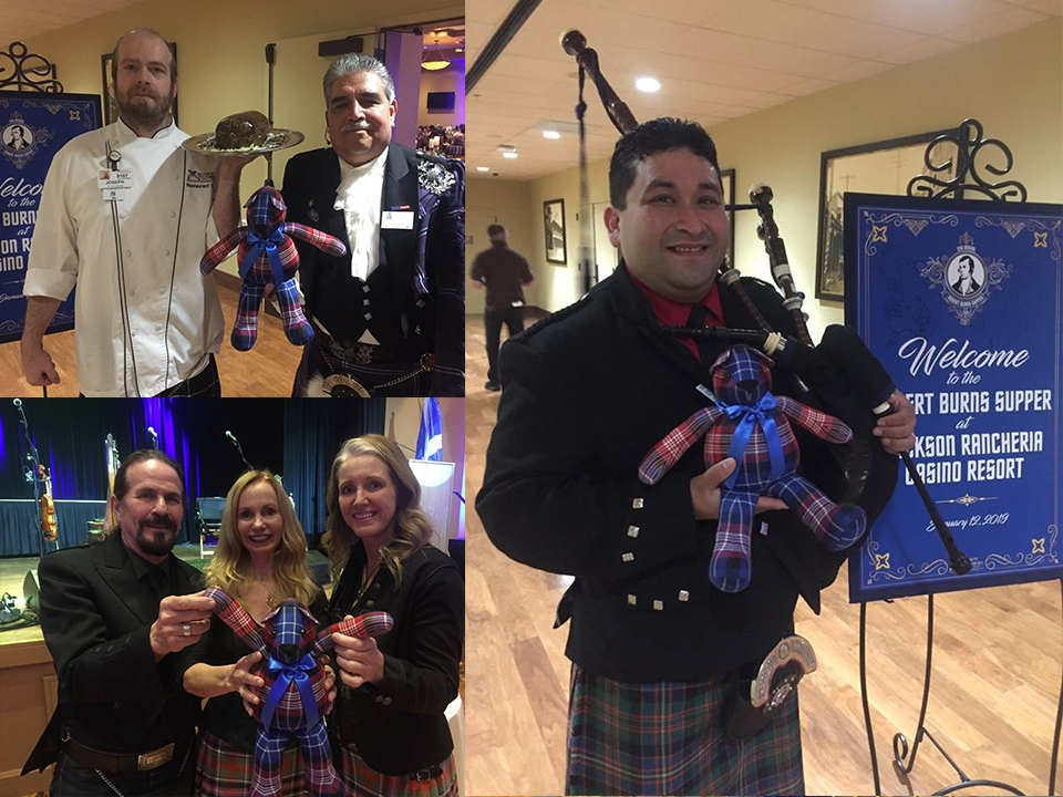 Tartan Ted USA - Mother Lode Scots