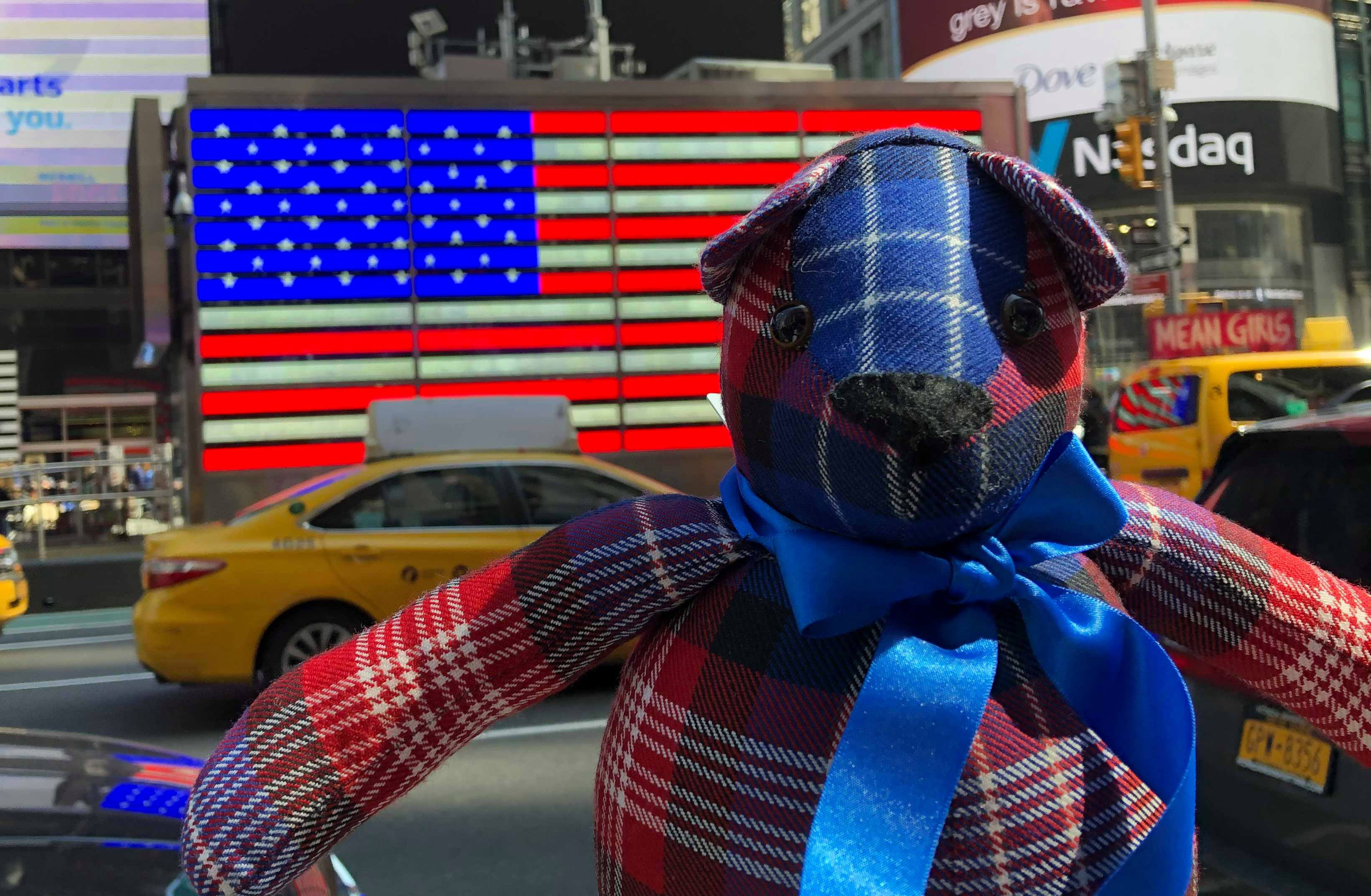 Tartan Ted Usa New York City