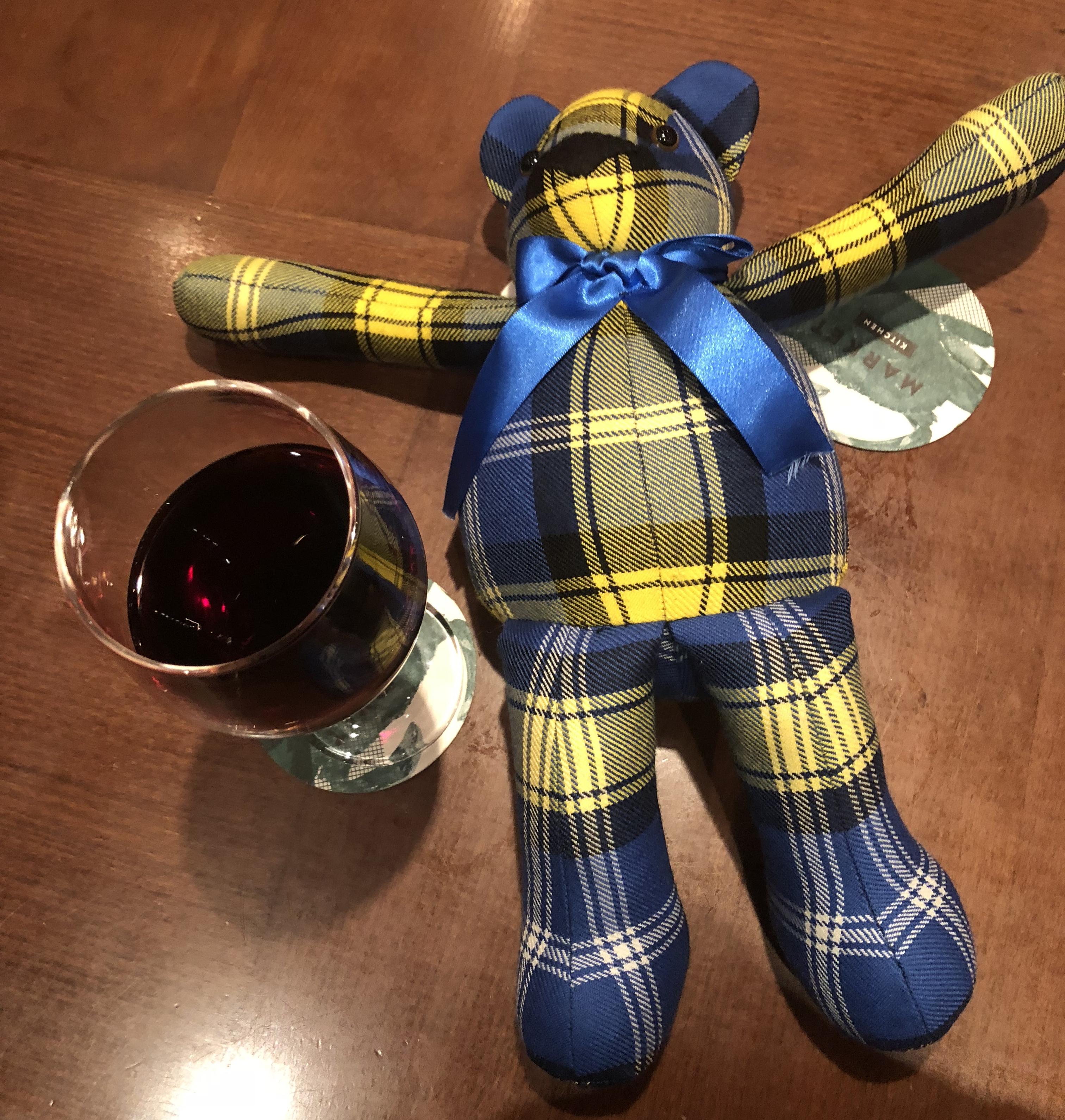 Doddie'5 Tartan Ted - An evening with Doddie Weir