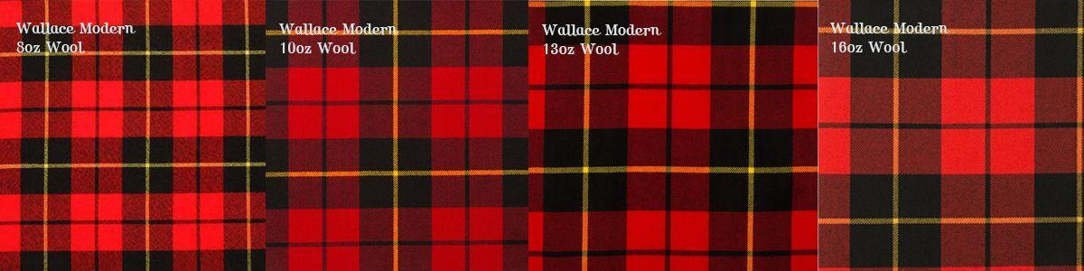 Wallace Modern Tartan