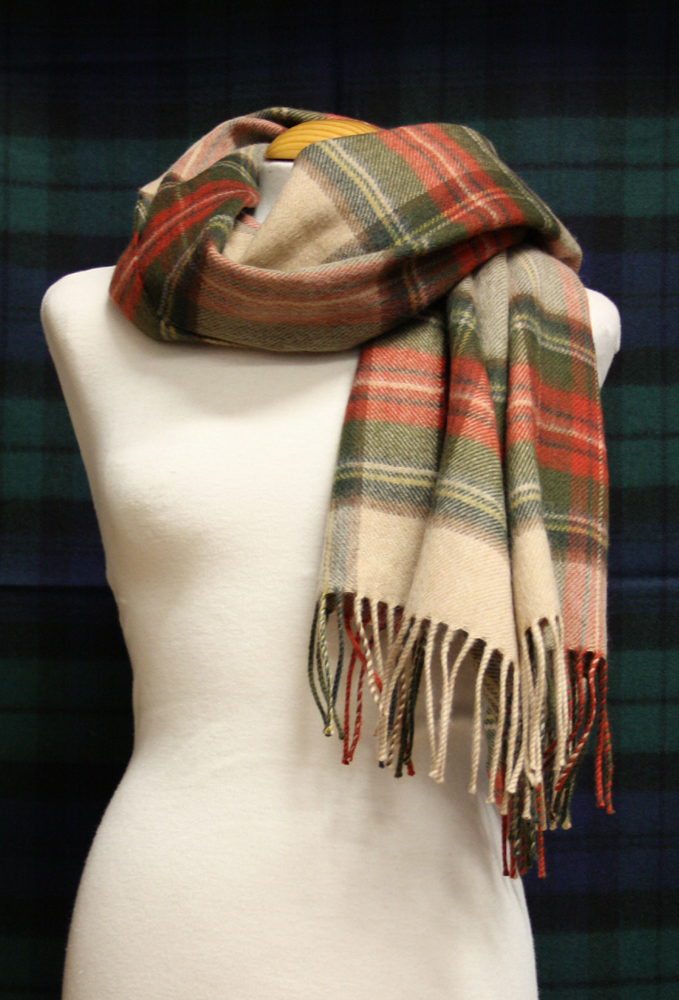 Scarf Waterfall Knot 2