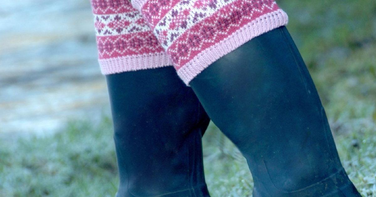 d94cd877d69 Knee high socks perfect for long winter walks