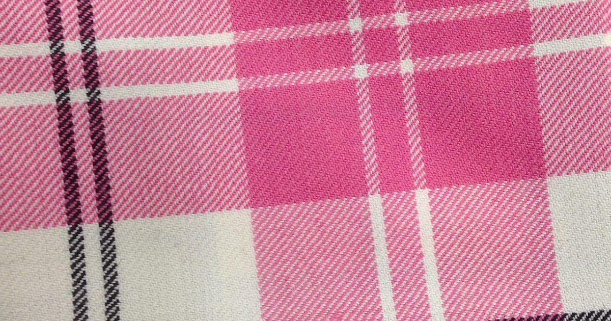 6f7e09975c07d Our Top Five Pink Tartans to Wear it Pink   ScotlandShop