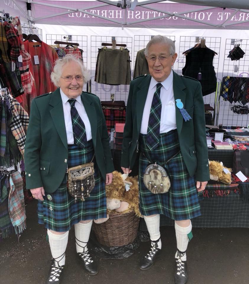 Clan Lamont Members