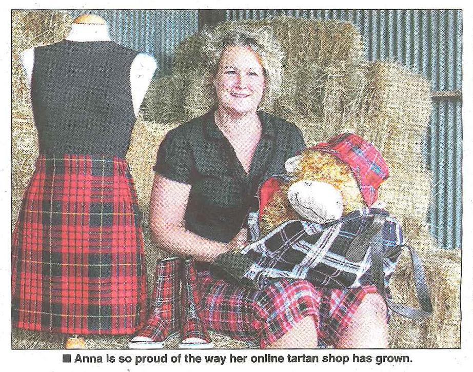 Anna Newspaper 2009