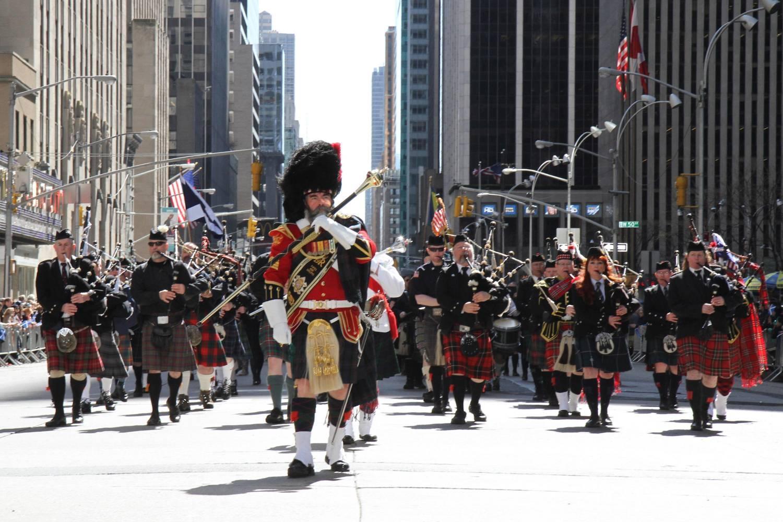 New York City Tartan Day Parade