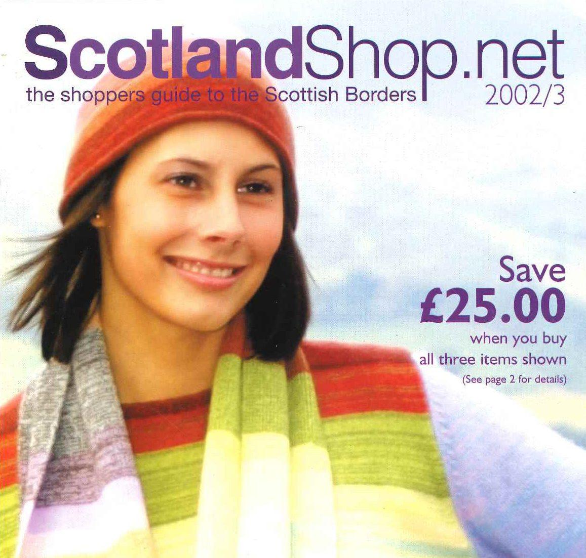 Scotlandshop Brochure 2003