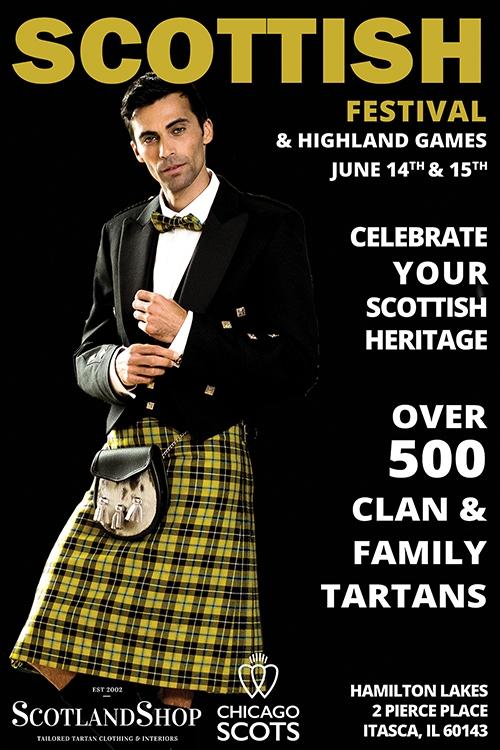 ScotlandShop - Chicago Scottish Festival & Highland Games
