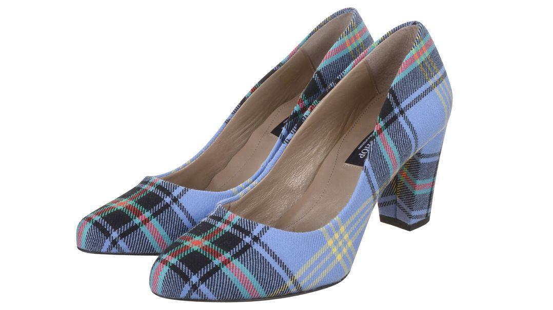 Zapatos y Botas  di Tartán para ella