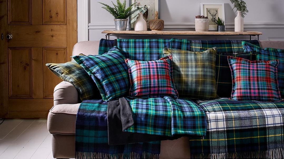 Cuscino e coperte
