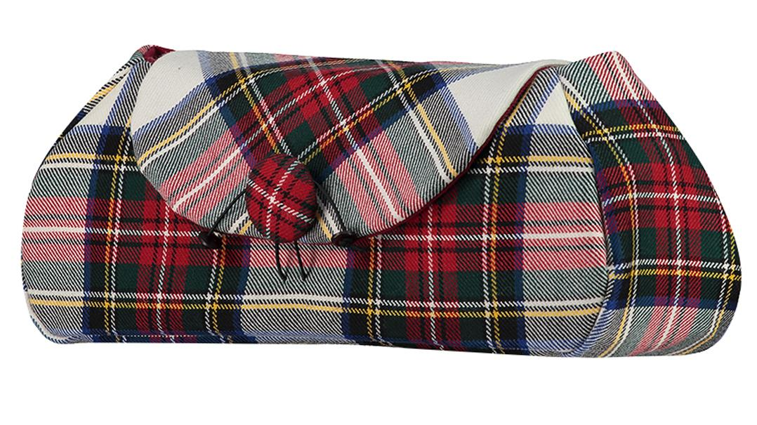 Tartan Bags for Scottish Weddings