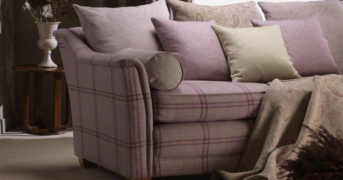 Tartan Upholstery Fabric Made In Scotland Scotlandshop