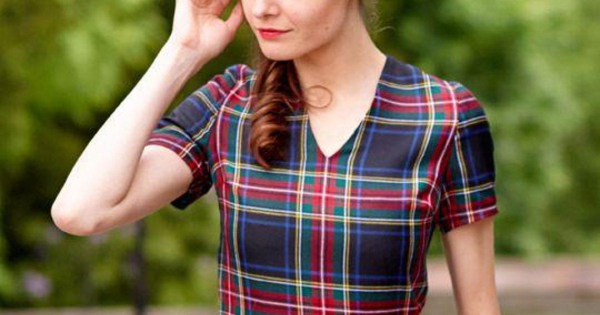 Tartan Clothing Amp Fashion For Women Made In Scotland