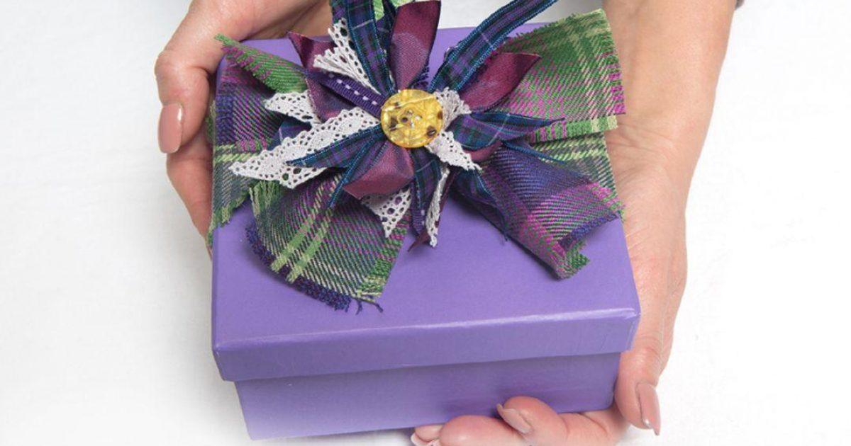 Scottish Wedding Gifts   Tartan Inspiration   Made in