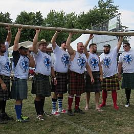 Fergus Scottish Festival & Highland Games 2019