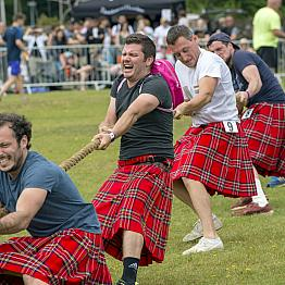 Loch Lomond Highland Games 2019