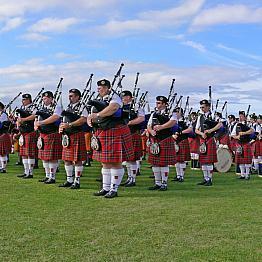 North Berwick Highland Games 2019
