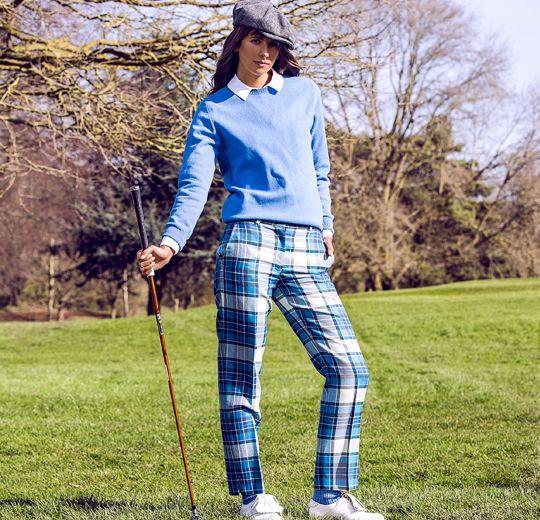Colección de golf para ella
