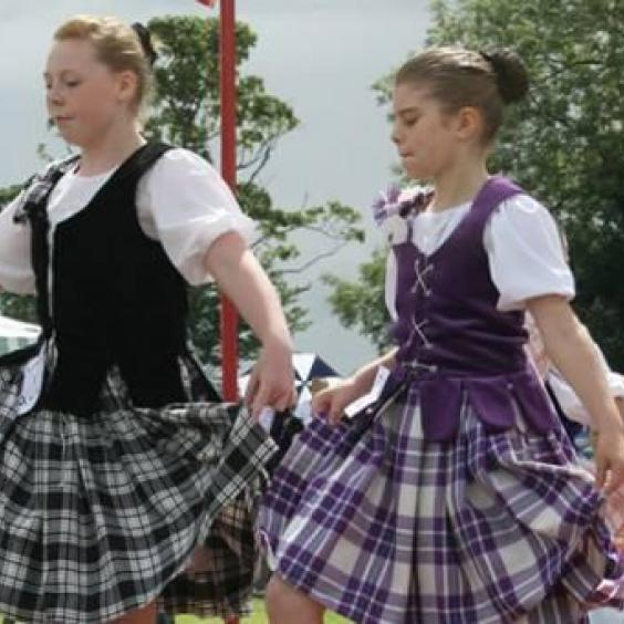 Bridge of Allan Highland Games