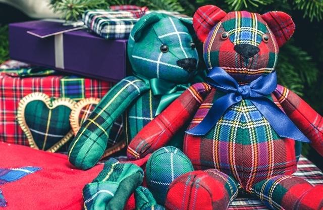 Schottland-Geschenke