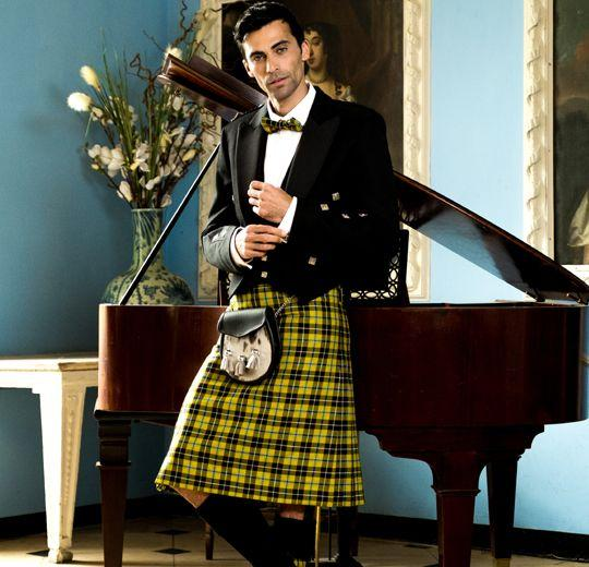 Kilt Outfits & Kilt Jackets for Weddings