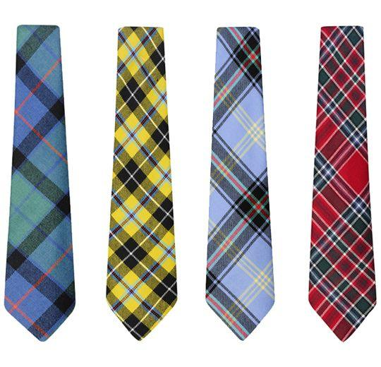 Ties, Cummerbunds and Braces