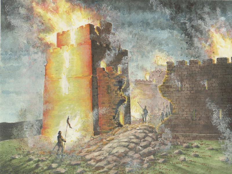 Dunoon Massacre Clan Lamont