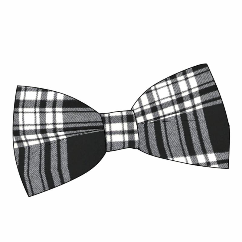 Wool Tartan Bow TieMade To Order