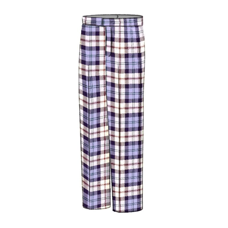 Pantalón Escocés - Corte ClásicoMade To Order